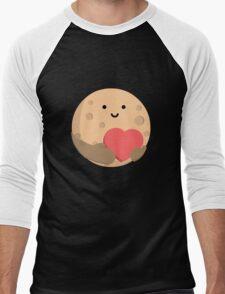 Pluto Loves Everyone Men's Baseball ¾ T-Shirt