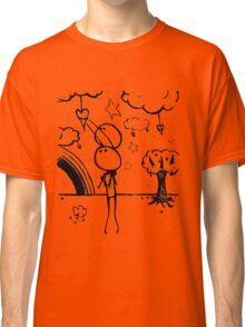Reaching ♥ Classic T-Shirt