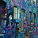 0040 Australian Graffiti by DavidsArt