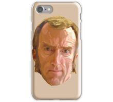 Portal 2 - Cave Johnson's Head iPhone Case/Skin