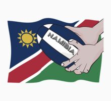 Rugby Namibia by piedaydesigns