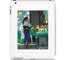 The Coconut Drinker iPad Case/Skin