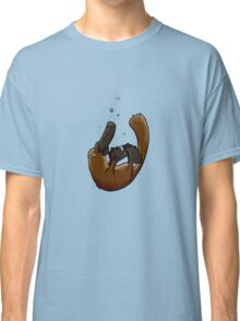 Playful Platypus Classic T-Shirt