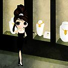 What About Breakfast at Tiffany's? by paperheroes