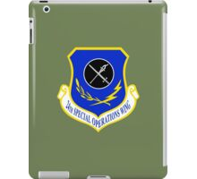 24th Special Operations Wing (USAF) iPad Case/Skin