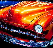 Tangerine Caddy by Joe McTamney