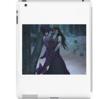 February, Seasons of the Witch: The Tryst iPad Case/Skin