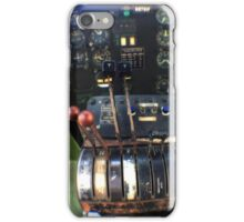 The Flying Boxcar  iPhone Case/Skin