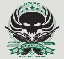 USNC Spartans - Special Teams by DetourShirts