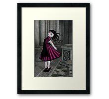 Wretched Dollie 1.oh! Framed Print