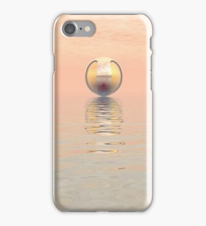 Alien Spacecraft iPhone Case/Skin
