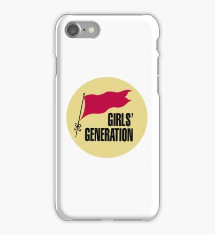 SNSD GG Girls' Generation 1 iPhone Case/Skin