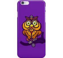 Dr. Hoot iPhone Case/Skin