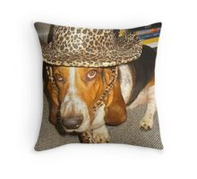 In Memory of Buddy Throw Pillow