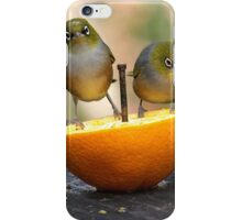 Silver Eyes.........messy........Who me....? iPhone Case/Skin