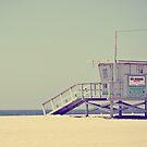 Lifeguard Stand by ameliakayphotog