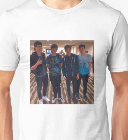 fantastic foursome reboot Unisex T-Shirt