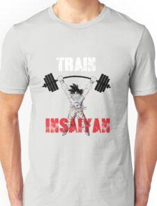 Goku - Train Insaiyan switch your colour Unisex T-Shirt