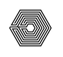 EXO Overdose Kpop Logo 1 by impalecki
