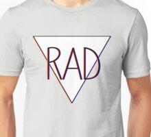 3D effect 'RAD'  Unisex T-Shirt