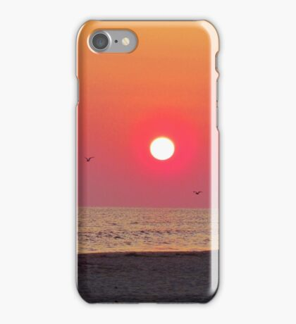 Couple Watching the Sunset iPhone Case/Skin