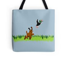 Who's Up for a Duck Hunt? Tote Bag