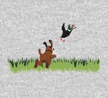 Who's Up for a Duck Hunt? Kids Tee