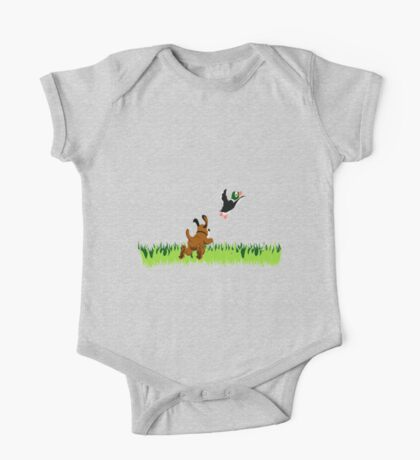 Who's Up for a Duck Hunt? One Piece - Short Sleeve