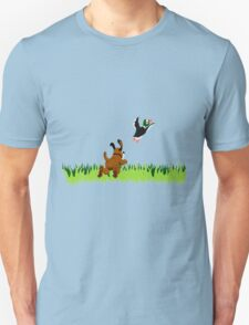 Who's Up for a Duck Hunt? Unisex T-Shirt