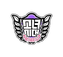 Girls' Generation SNSD So Nyeo Shi Dae I Got A Boy Logo 1 by impalecki