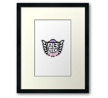 Girls' Generation SNSD So Nyeo Shi Dae I Got A Boy Logo 1 Framed Print