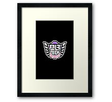 Girls' Generation SNSD So Nyeo Shi Dae I Got A Boy Logo 2 Framed Print