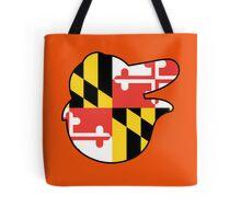 Maryland Flag Logo (No Transparency) Tote Bag