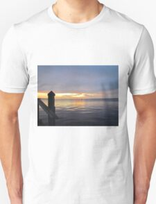 Punta Gorda Sunset Unisex T-Shirt