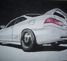 Integra Type R by Cory Shaw