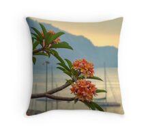 Madeira magic... Throw Pillow