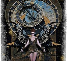 Iaconagraphy: Time Guardians: Steampunk Celestial by MichelleIacona