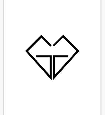 Girls' Generation SNSD So Nyeo Shi Dae Mr Mr Logo 2 Sticker