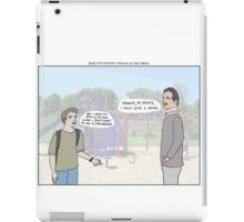 Gone With The Wind + Malcolm In The Middle iPad Case/Skin