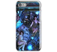 Iaconagraphy: Time Guardians: The Attic iPhone Case/Skin