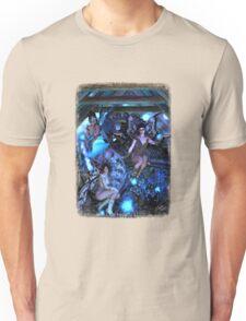 Iaconagraphy: Time Guardians: The Attic Unisex T-Shirt