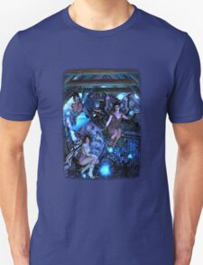 Iaconagraphy: Time Guardians: The Attic T-Shirt