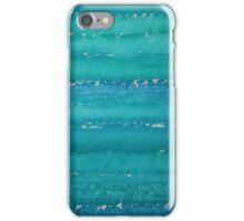 Whitecaps original painting iPhone Case/Skin