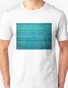 Whitecaps original painting Unisex T-Shirt