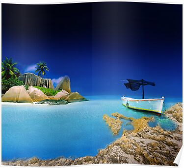 Exotic Holiday Destination  by Nasko .