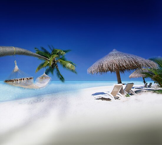 Exotic Holiday Destination  by Digital Editor .