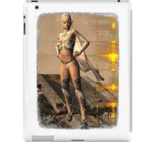 Iaconagraphy: Time Guardians: Winter Wasteland iPad Case/Skin