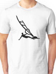 Windsurfing Unisex T-Shirt