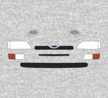 Small Sporty Coupe, Big Engine One Piece - Long Sleeve