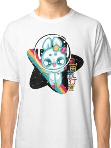 Moon Bunnies: Space Traveller Classic T-Shirt